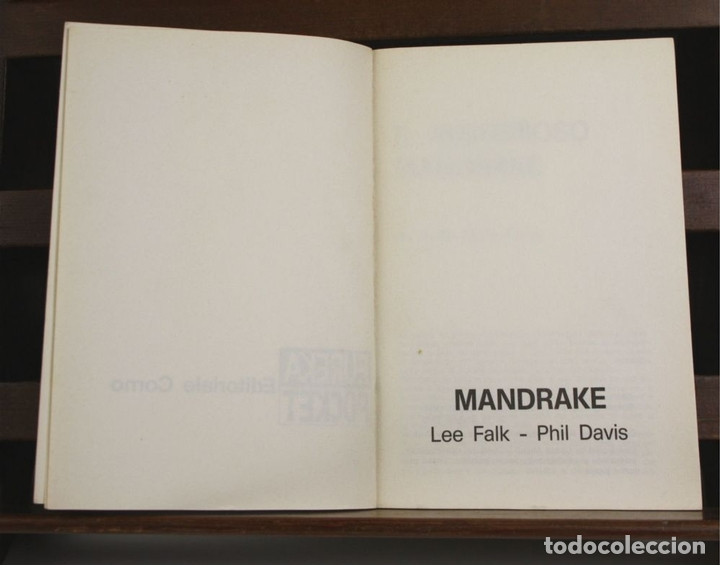 Cómics: 8146 - EDITORIAL CORNO. EUREKA POCKET. 6 EJEMPLARES(VER DESCRIPCIÓN). 1963/1976. - Foto 3 - 65253883
