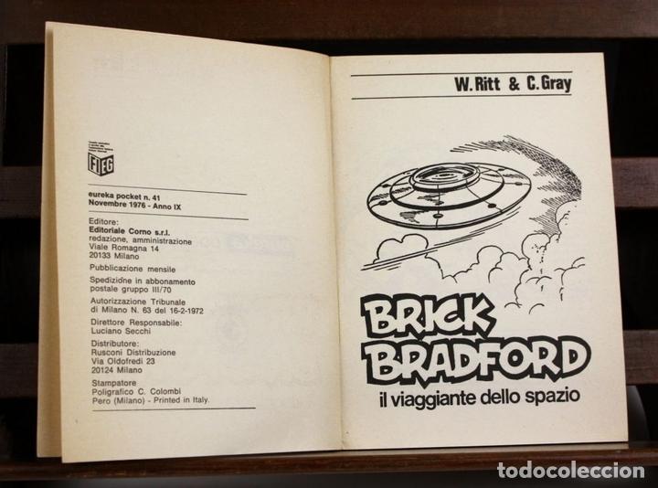 Cómics: 8146 - EDITORIAL CORNO. EUREKA POCKET. 6 EJEMPLARES(VER DESCRIPCIÓN). 1963/1976. - Foto 5 - 65253883