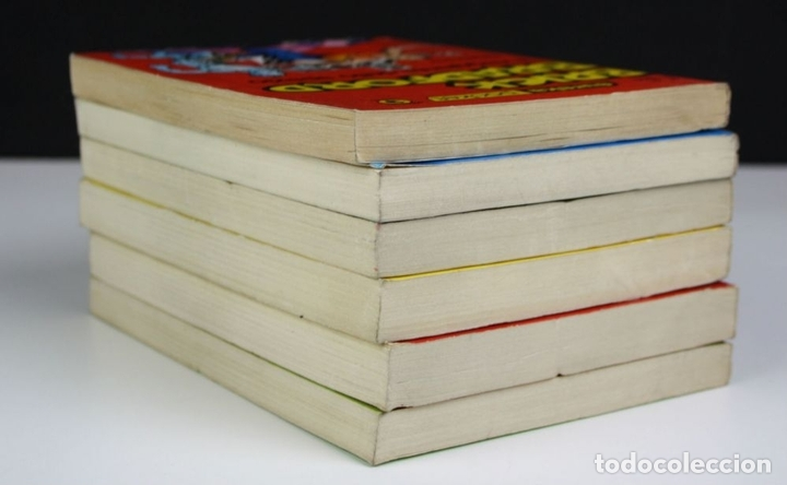 Cómics: 8146 - EDITORIAL CORNO. EUREKA POCKET. 6 EJEMPLARES(VER DESCRIPCIÓN). 1963/1976. - Foto 7 - 65253883