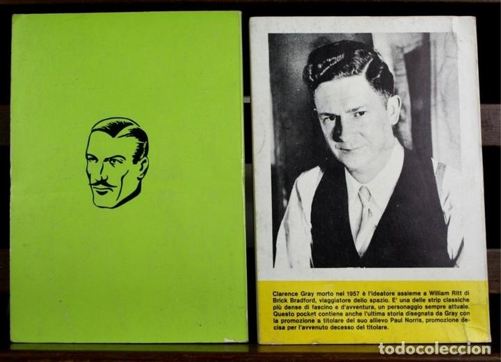 Cómics: 8146 - EDITORIAL CORNO. EUREKA POCKET. 6 EJEMPLARES(VER DESCRIPCIÓN). 1963/1976. - Foto 9 - 65253883