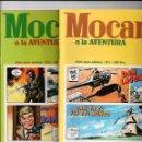 Cómics: MOCAMBO COMPLETA 1 Y 2 -EDICIONES METROPOL1983 - NUEVOS. Lote 160195396