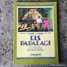 Cómics: ELS PAPALAGI - JOOST SWARTE . 1991 INTEGRAL . 2ª EDICIO EN CATALA . Lote 65932366
