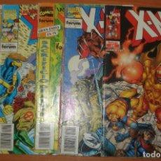 Comics - Lote de 5 comics X_MEN. Marvel Comics. Forum Comics. - 65993886