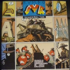 Cómics: RUMBO SUR Nº 6 : ANTONIO HERNANDEZ PALACIOS , JAN , ETC . EL MONTE SEVILLA. Lote 268982089