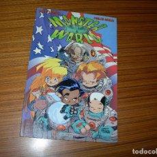 Cómics: MONSTER WORLD EDITA WORLD COMICS. Lote 66153262