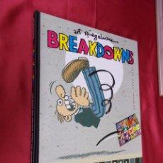 Fumetti: BREAKDOWNS. ART SPIEGELMAN. RETRATO DE ARTISTA COMO UN JOVEN. MONDADORI.. Lote 233476745