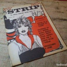 Cómics: STRIP EL UNICO FANCINE HECHO PARA TI Nº 3-BARCELONA 1983 . Lote 66827230