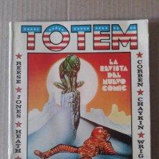 Cómics: TOTEM ESPECIAL USA Nº1. LA REVISTA DEL NUEVO CÓMIC. EDITORIAL NUEVA FRONTERA, 1977. . Lote 66874470