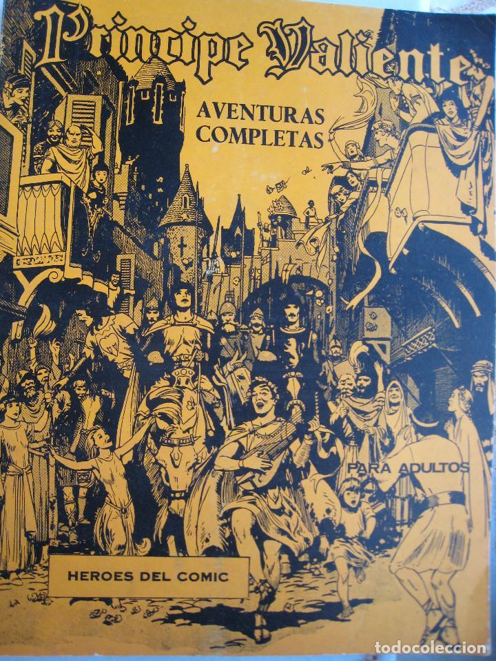 AVENTURAS COMPLETAS (Tebeos y Comics - Buru-Lan - Principe Valiente)