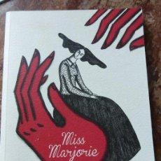 Cómics: MISS MARJORIE, DE MAYTE ALVARADO - PUBLICADO POR EL VERANO DEL COHETE - NUEVO -. Lote 66987614