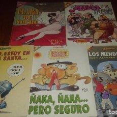 Cómics: REVISTAS EL JUEVES. Lote 67143461