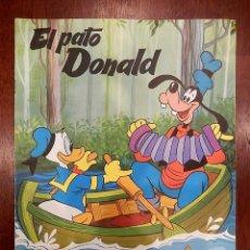 Cómics: EL PATO DONALD. Lote 67144045