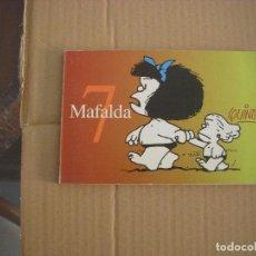Cómics: MAFALDA Nº 7, EDITORIAL LUMEN. Lote 67170149