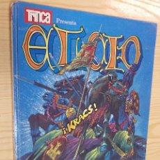 Cómics: EL CID II / COLECCION TRINCA Nº 18 / EDITORIAL DONCEL 1970. Lote 67181017