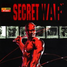 Cómics: SECRET WAR + ARCHIVOS DE NICK FURIA.PANINI.COMPLETA.6 NÚMEROS.NUEVOS.. Lote 49708526