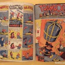 Cómics: TRAMPOLIN (A. CATOLICA). ¡¡ UN LOTE INCREIBLE !!. Lote 67343397