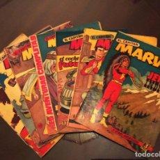 Cómics: CAPITAN MARVEL (H. AMERICANA - 1960).. Lote 67344565