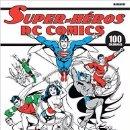 Cómics: SUPER-HERÓS DC COMICS - CUADERNO DE COLOREAR EN FRANCÉS - ED MARABOUT . Lote 67651661