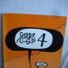 Cómics: FORGES 4. SEDMAY EDICIONES, 1976.. Lote 67698409