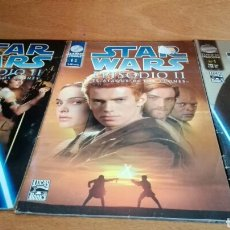 Cómics: C62 STAR WARS LOTE COMIC ALBUM REVISTAS VER TODAS LAS FOTOS. Lote 67730073