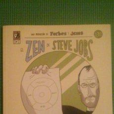 Cómics: EL ZEN DE STEVE JOBS D5. Lote 67759217
