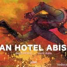 Cómics: CÓMICS. GRAN HOTEL ABISMO - MARCOS PRIOR/DAVID RUBÍN (CARTONÉ). Lote 67782785