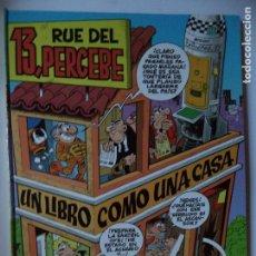 Cómics: 13 RUE EL PERCEBE. Lote 67856393