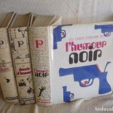 Cómics: LES CHEFS – D' OEUVRE DU HUMOUR NOIR. Lote 196509466