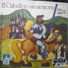Cómics: CUENTO EL CABALLERO SIN MEMORIA .- GOTAS 17 - 16 PAG. Lote 67891437