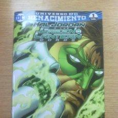 Cómics: GREEN LANTERN #56 - RENACIMIENTO #1 (ECC EDICIONES). Lote 139291982