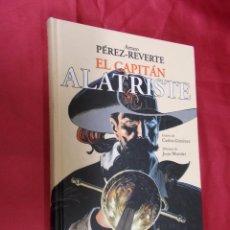 Cómics: EL CAPITÁN ALATRISTE. ARTURO PEREZ REVERTE. CIRCULO DE LECTORES.. Lote 68072093