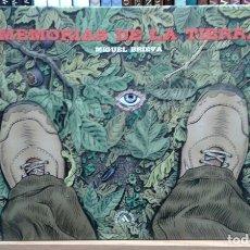 Cómics: MEMORIAS DE LA TIERRA, DE MIGUEL BRIEVA. RESERVOIR BOOKS. Lote 68073309
