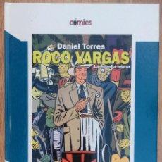 Cómics: ROCO VARGAS.LA ESTRELLA LEJANA DANIEL TORRES. COMICS EL PAIS Nº 29 TAPA DURA. Lote 68205753