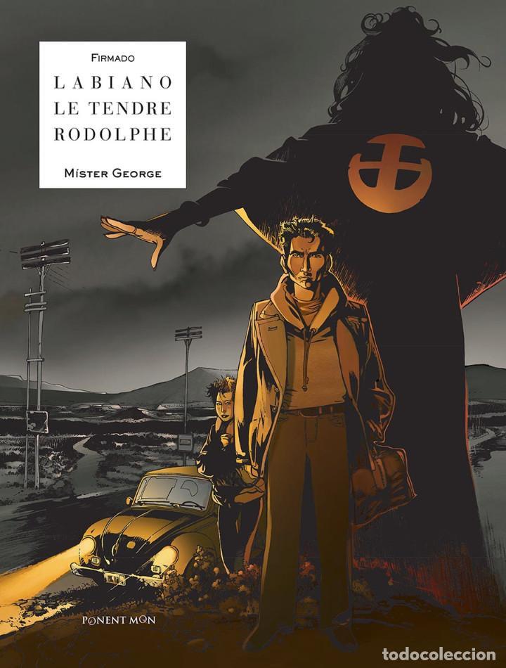 CÓMICS. MÍSTER GEORGE. INTEGRAL - LABIANO/LE TENDRE/RODOLPHE (CARTONÉ) DESCATALOGADO!!! OFERTA!!! (Tebeos y Comics - Comics otras Editoriales Actuales)