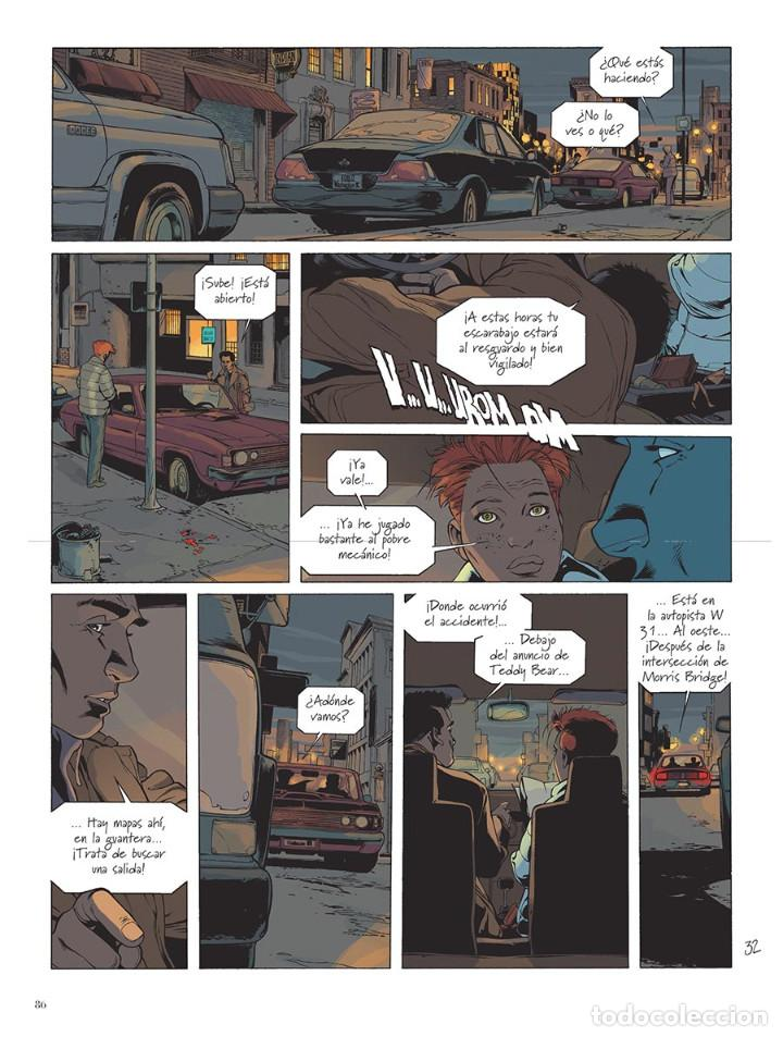 Cómics: Cómics. Míster George. Integral - Labiano/Le Tendre/Rodolphe (Cartoné) DESCATALOGADO!!! OFERTA!!! - Foto 3 - 68513237