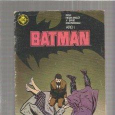 Cómics: BATMAN 1 AÑO 1. Lote 68539213