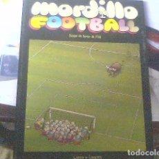 Cómics: MORDILLO FOOTBALL. Lote 68712845