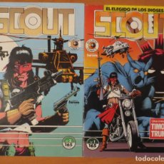 Cómics: SCOUT FORUM. Lote 68762581
