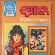 Cómics: ESTHER BUSCANDO EMPLEO. Lote 68762737