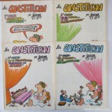 Cómics: FORGES LA CONSTITUCION. Lote 68989569