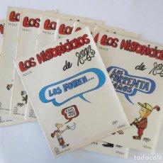 Cómics: FORGES LOS HISTORICICLOS. Lote 68989861