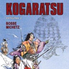 Cómics: KOGARATSU - INTEGRAL 2 - PONENT MON. Lote 69249073