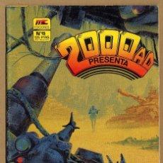 Cómics: COMIC 2000AD Nº 13 ROGUE TROOPER MC EDICIONES 1986. Lote 69285525