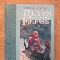 Cómics: LOS REYES ELFOS LA SAGA DE EHREN HELDENTODSON INTEGRAL -EDITORIAL DOLMEN-TAPA DURA. Lote 69472785