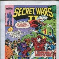 Cómics: SECRET WARS NUMERO 29: SECRET WARS II. Lote 69548894
