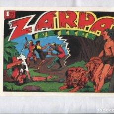 Cómics: FACSIMIL: ZARPA DE LEON NUMERO 01: ZARPA DE LEON. Lote 69564127