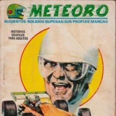 Cómics: EDICIONES VERTICE - METEORO Nº 1 - BUEN ESTADO. Lote 69613309