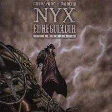 Cómics: COMPLETA - NYX EL REGULADOR TOMOS # 1 AL 3 (ROSSELL,2006) - CORBEYRAN. Lote 69647105