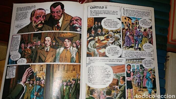 Cómics: Historia de España -Editorial Genil- 1986 -10 Tomos - Foto 6 - 69792291