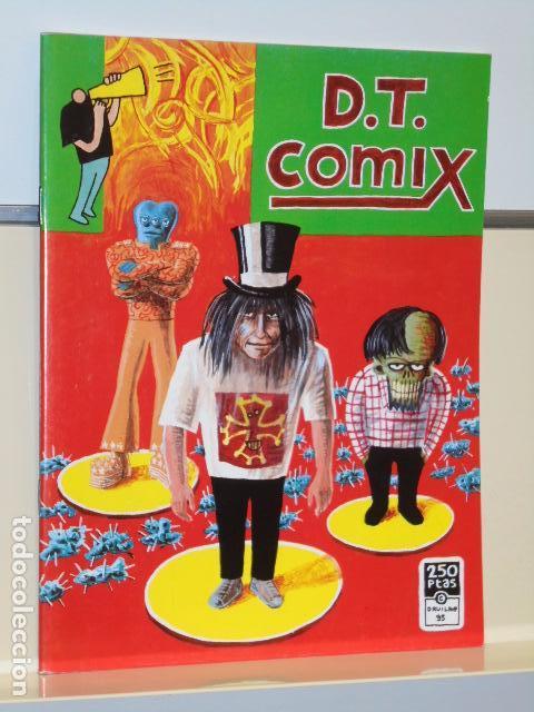 COLECCION PREGONERO Nº 17 D.T. COMIX - OFERTA (Tebeos y Comics Pendientes de Clasificar)